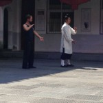 Wu Xing Qi Gong Training, Wudangshan, Hubei, VR China